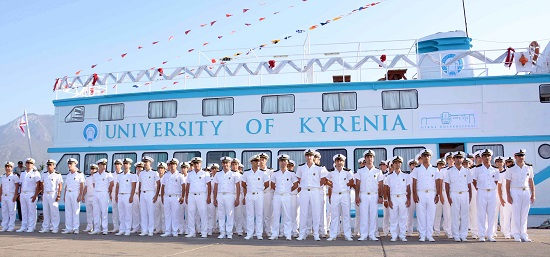 Girne Üniversitesi Uluslararası Denizcilik Sektörüne Katkıyı Artırıyor