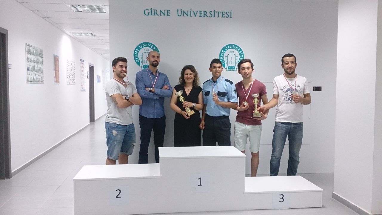 """Girne Üniversitesi Vakfı """"Dostluğa Var Mısın?"""" Futbol Turnuvası Gerçekleştirdi"""