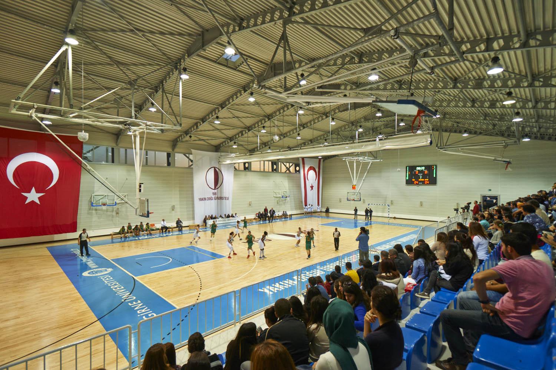 Girne Üniversitesi Kadın Basketbol Takımı Genel Menajeri Hülya Özkan Oldu