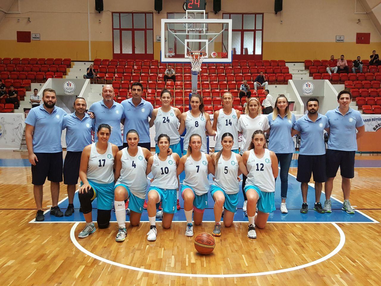 Girne Üniversitesi 72 - Mersin B.Ş.B - 79
