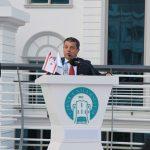 Dr. Suat GÜNSEL Girne Üniversitesi Hastanesi Hizmete Girdi