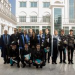 Girne Üniversitesi'nde 8. Dönem Mezuniyet Sevinci