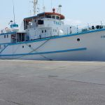 University of Kyrenia and Near East University Training and Research Ships are Registered to The SeaDataNet and ICES Organizations