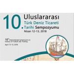 10th International Symposium on History of Turkish Sea Trading will be held at University of Kyrenia on the 12th and 13th April 2018