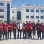 University of Kyrenia Hosted  Anafartalar High School Students