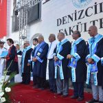 University of Kyrenia 2017 – 2018 Spring Term Graduation Ceremony was presented with a glorious organization