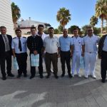 1st Of November Maritime Programs Uniform Transition Activity Day Has Been Celebrated With Passion.