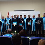 University of Kyrenia 2018 – 2019 fall semester graduation ceremony was presented in a warm atmosphere.