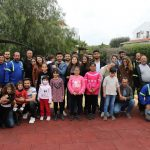 Tree planting event with Kemal Saraçoğlu Children with Leukemia and Cancer Foundation
