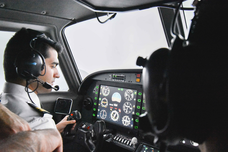 Flight Simulation Training Device – University of Kyrenia
