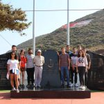 University of Kyrenia Maritime Club organized a trip to Erenköy
