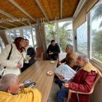 University of Kyrenia made a meaningful visit to Lapta Nursing Home