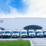 Near East University Hospital 153 Emergency Services added 3 new ambulances to its fleet