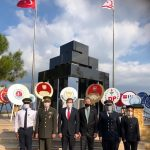 "University of Kyrenia has been represented at the ""21-25 December National Struggle and Martyrs' Week"" Ceremony"