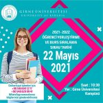 University of Kyrenia 2021 TRNC Student Placement and Scholarship Exam Will Be Held on 22 May 2021 Saturday